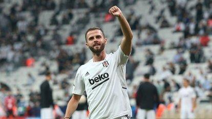 Beşiktaş'ta bütün yabancılar sahada!