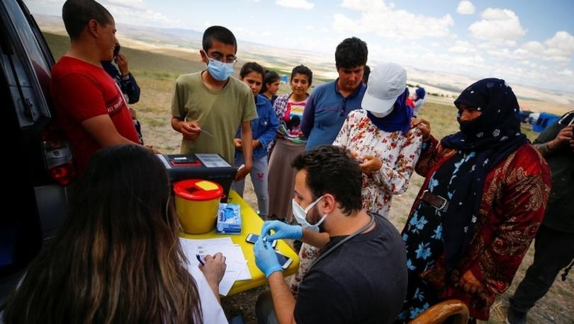 Koronavirüs tablosu: Verilerle Türkiye'de dördüncü dalga