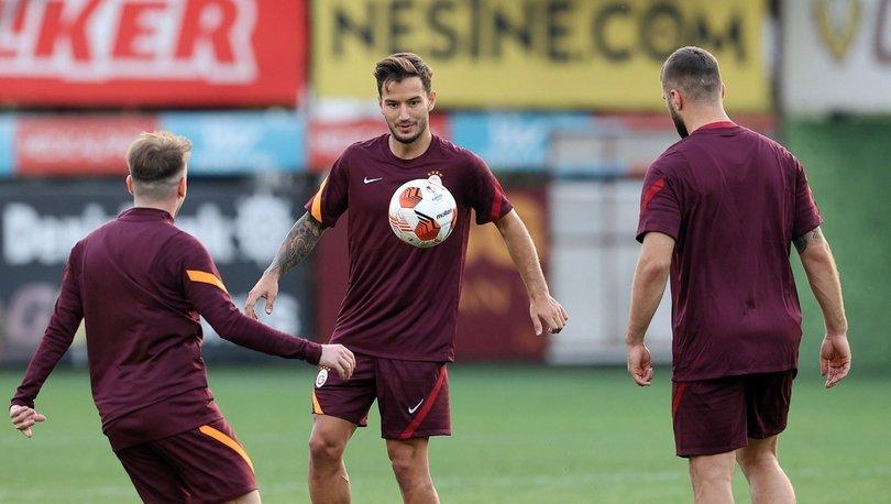 Galatasaray, Lazio maçı hazır