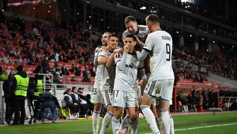 Avrupa Ligi'nde grup aşaması tek maçla başladı