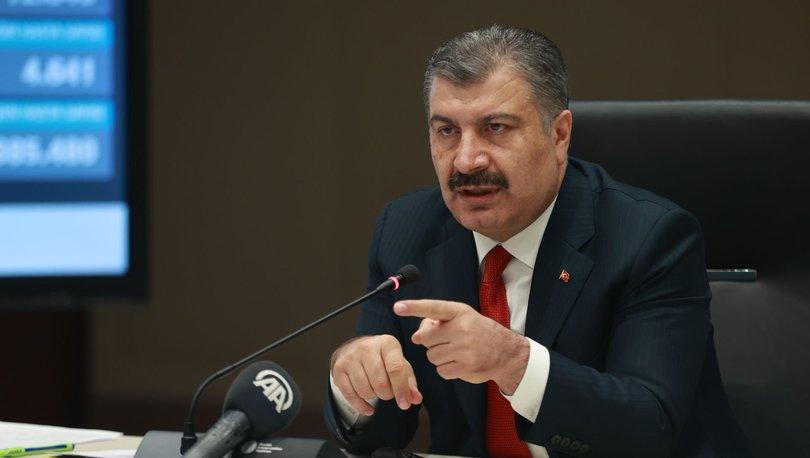 Sağlık Bakanı Fahrettin Koca'dan son dakika Bilim Kurulu toplantısı açıklamaları