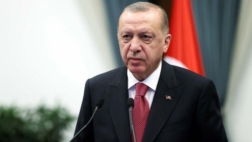 Son dakika haberi Cumhurbaşkanı Erdoğan'dan açıklamalar