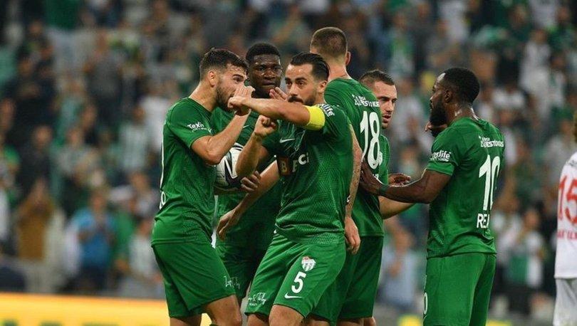 Bursaspor: 4 - Yılport Samsunspor: 1