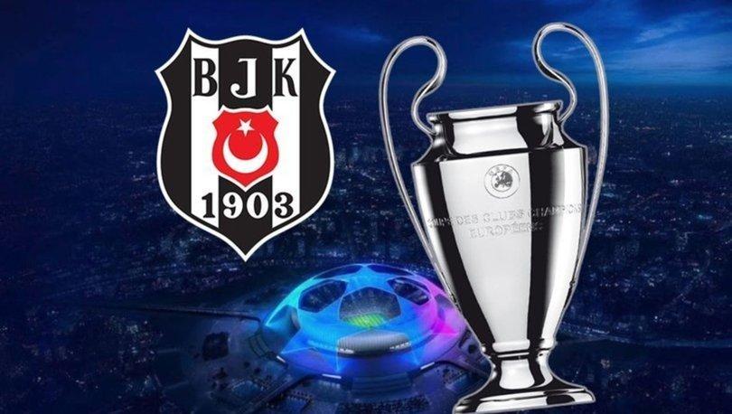 Şampiyonlar Ligi C Grubu puan durumu... Beşiktaş kaçıncı sırada? Şampiyonlar Ligi Beşiktaş'ın maç programı