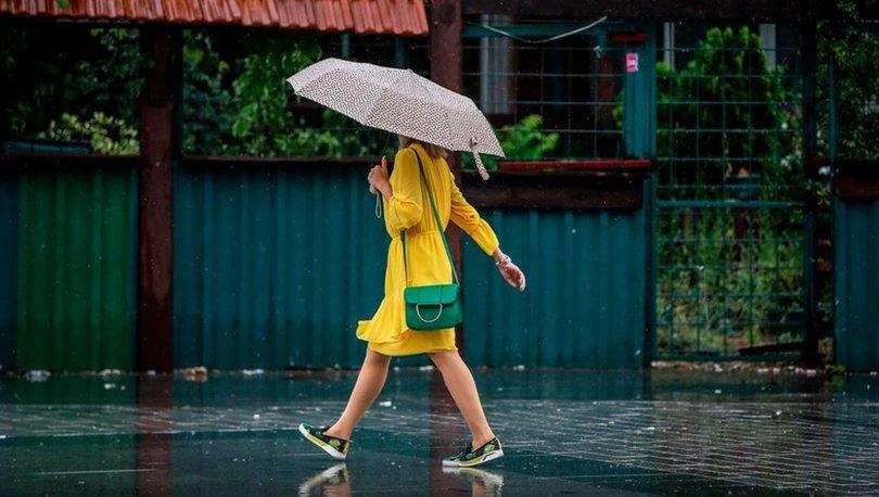 SEL ALARMI! Son dakika: Ankara Valiliği'nden kuvvetli yağmur uyarısı! - Meteoroloji