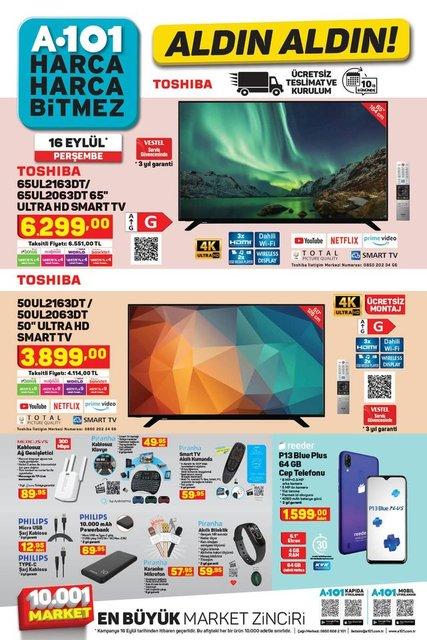 A101 16 Eylül 2021 aktüel ürünler kataloğu! A101 haftanın indirimli ürünler listesi burada
