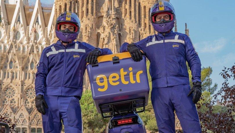 Getir, İspanya'ya açıldı