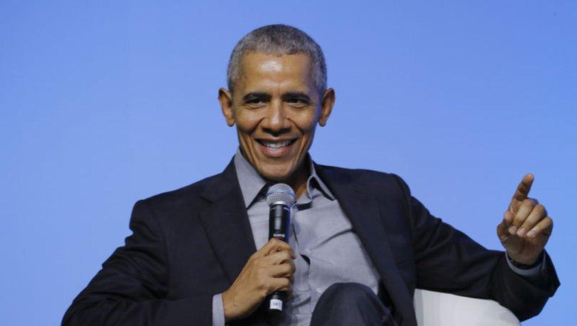 SON DAKİKA: ABD eski Başkanı Obama: Başkan olarak ilk yurt dışı turumda İstanbul'u ziyaret ettim ve harikaydı