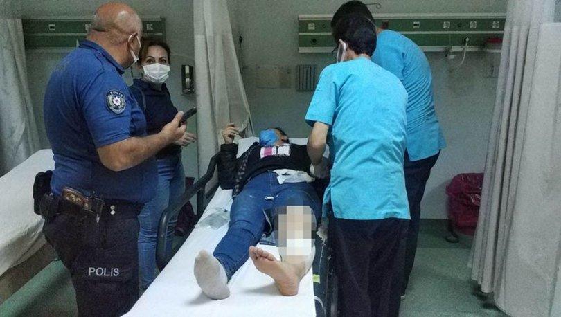 KORKUNÇ! Son dakika haberler: Husumetlilerin kurşunu bacağından vurdu! - Haberler