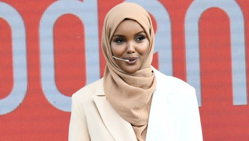 Halima Aden: Kendinizi değil, oyunu değiştirin - Magazin haberleri