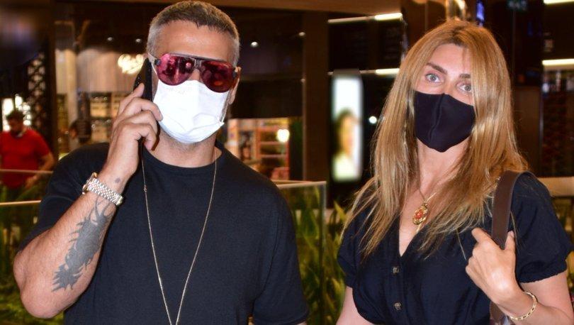 Doğuş ile eşi Xosqedem Hidayetqizi'nın alışveriş turu - Magazin haberleri