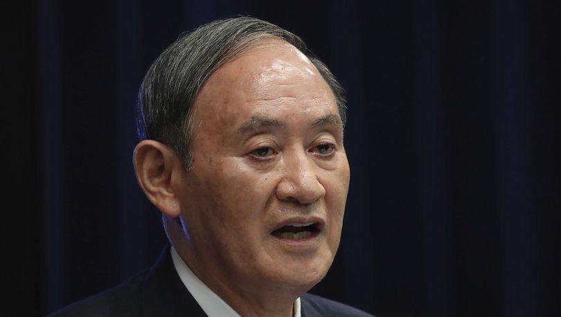 Suga: Kuzey Kore'nin füze denemeleri hiçbir şekilde affedilemez