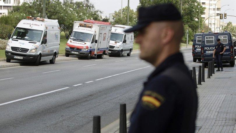 SON DAKİKA: İspanya'da bomba ihbarı: Kent merkezinin bir bölümü tahliye edildi