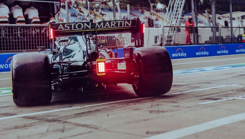 F1'de Vettel ve Stroll, 2022'de Aston Martin'de kalacak