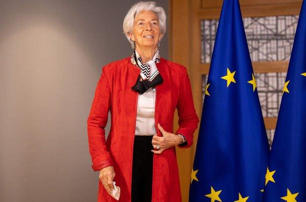 Lagarde faiz sorusunu cevaplamadı