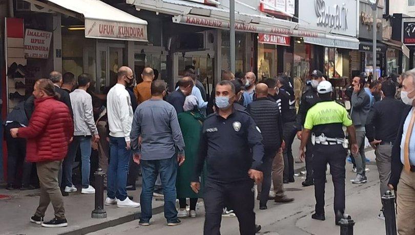 Son dakika: Aldattı iddiasıyla iş yerini kurşunladı: Yaralılar var