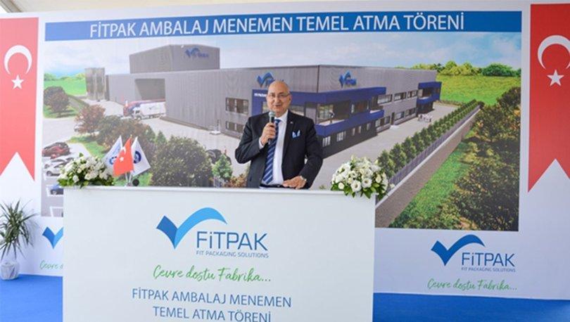 Ambalaj sektöründen İzmir'e 300 milyon liralık yatırım