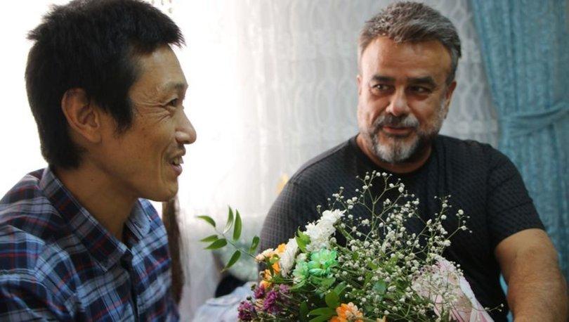 Bülent Serttaş bıçaklanan Japon turisti ziyaret etip, özür diledi
