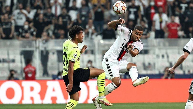 Son dakika haberi   Beşiktaş'tan sakatlık açıklaması