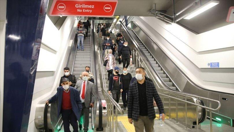 İBB'ye metro projeleri için borçlanma yetkisi verildi