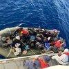 28 düzensiz göçmen kurtarıldı