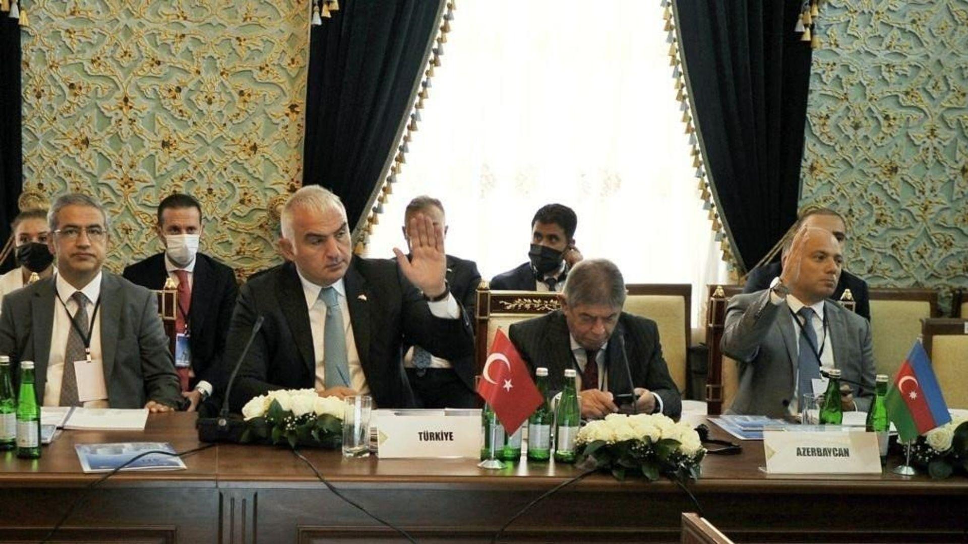 Bursa, Türk dünyasının 2022'deki başkenti oldu