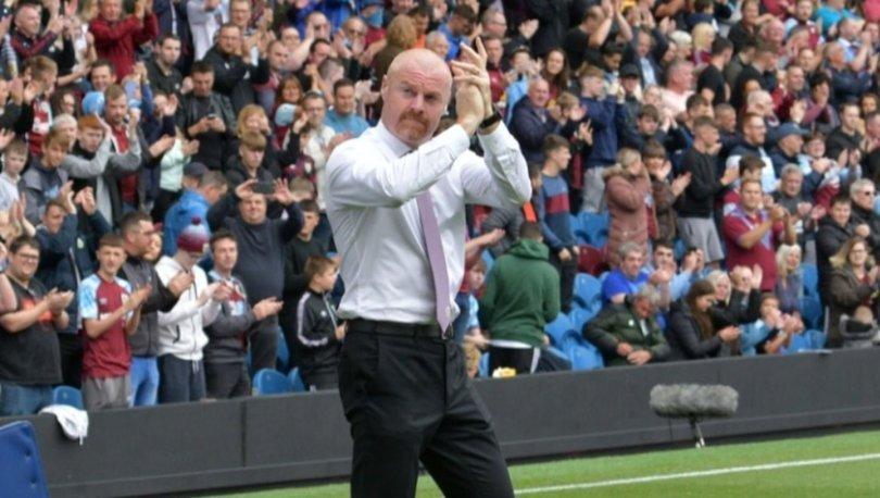 Burnley'de teknik direktör Sean Dyche'ın sözleşmesi 2025'e kadar uzatıldı