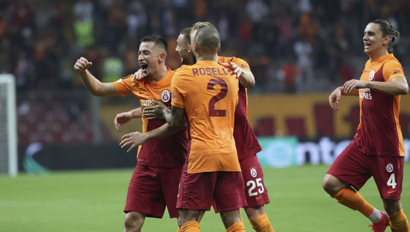 Galatasaray, Avrupa Ligi'ne 3 puanla başladı!