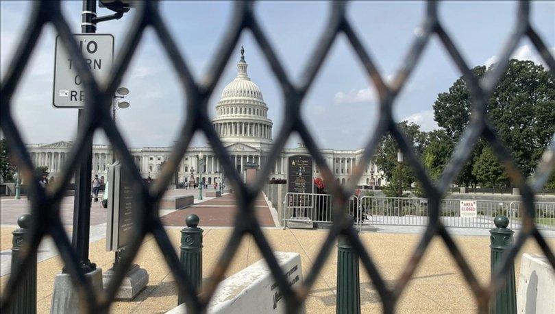 ABD Senato ofisleri, cumartesi düzenlenecek gösteri öncesi kapatılacak