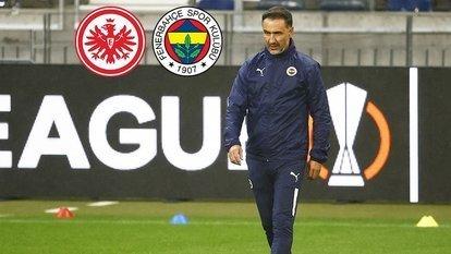 Fenerbahçe'nin 11'i!