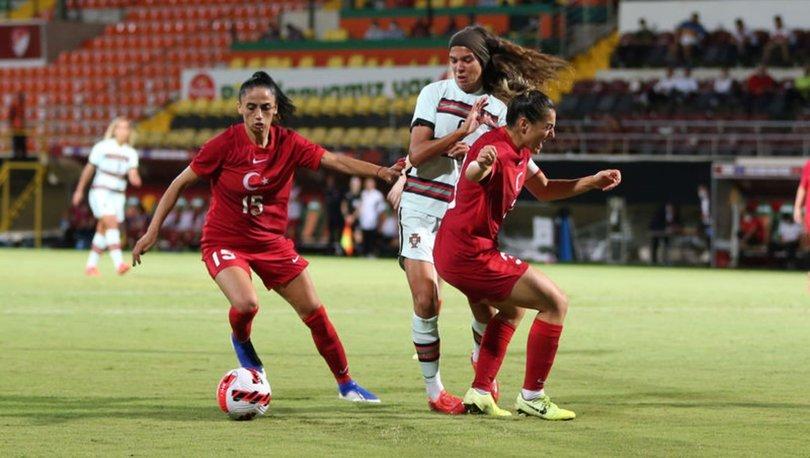 Türkiye - Portekiz: 1 - 1 MAÇ SONUCU