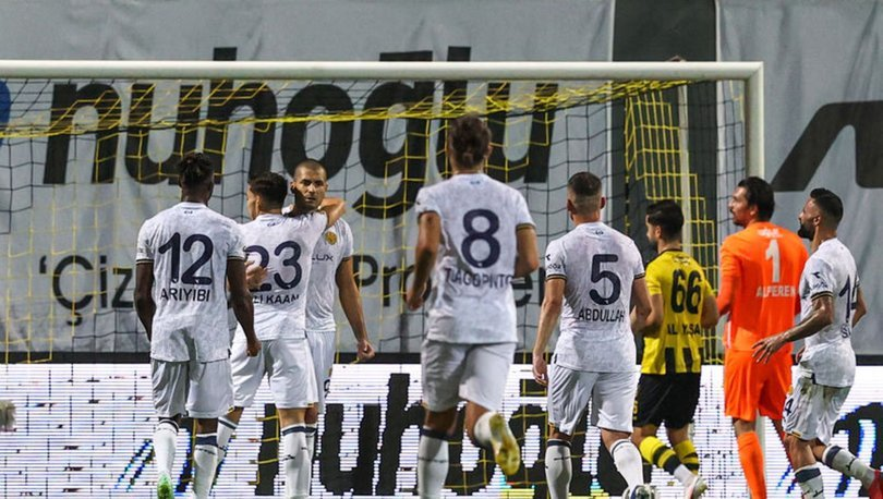 İstanbulspor: 0 - MKE Ankaragücü: 1 | MAÇ SONUCU