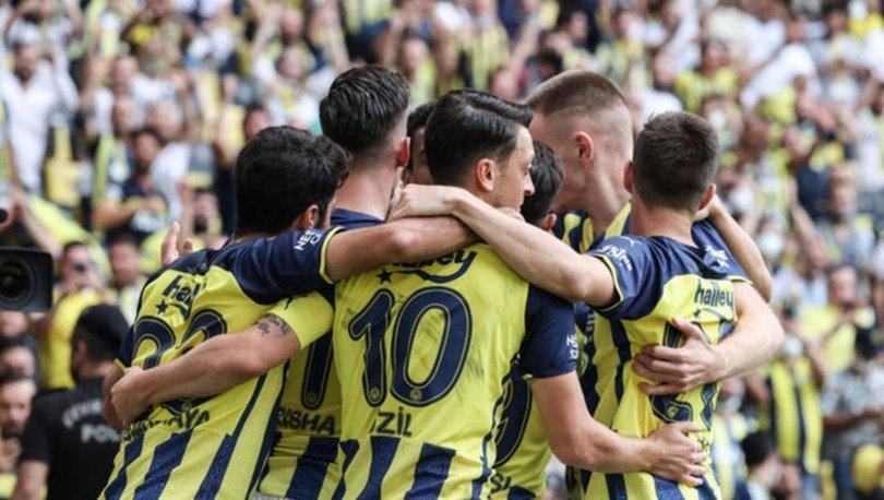 Avrupa Ligi D Grubu puan durumu... Fenerbahçe kaçıncı sırada? Avrupa Ligi Fenerbahçe'nin fikstürü