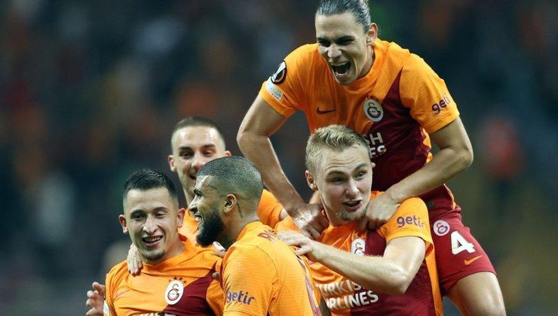 Galatasaray: 1 - Lazio: 0 MAÇ SONUCU