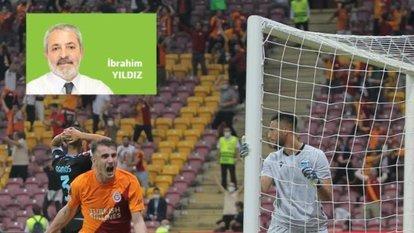 """Galatasaray'a 3 puanlık hediye!"""