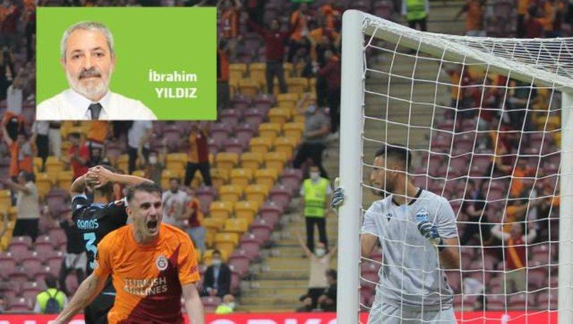 İbrahim Yıldız: Galatasaray'a 3 puanlık hediye!