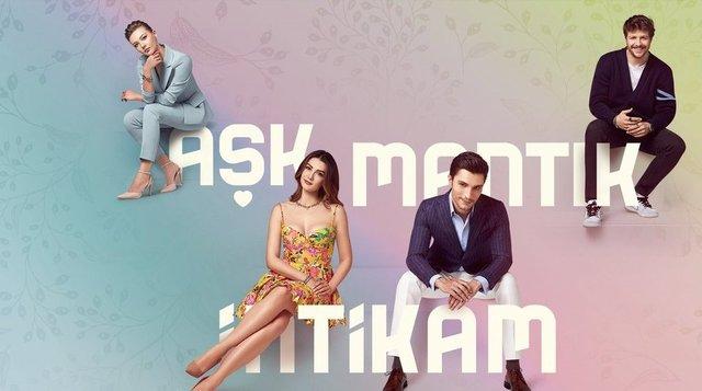 Aşk Mantık İntikam oyuncuları tam kadro! Aşk Mantık İntikam dizisi hangi hangi gün yayınlanıyor?
