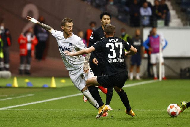 Eintracht Frankfurt - Fenerbahçe maçı yazar yorumları