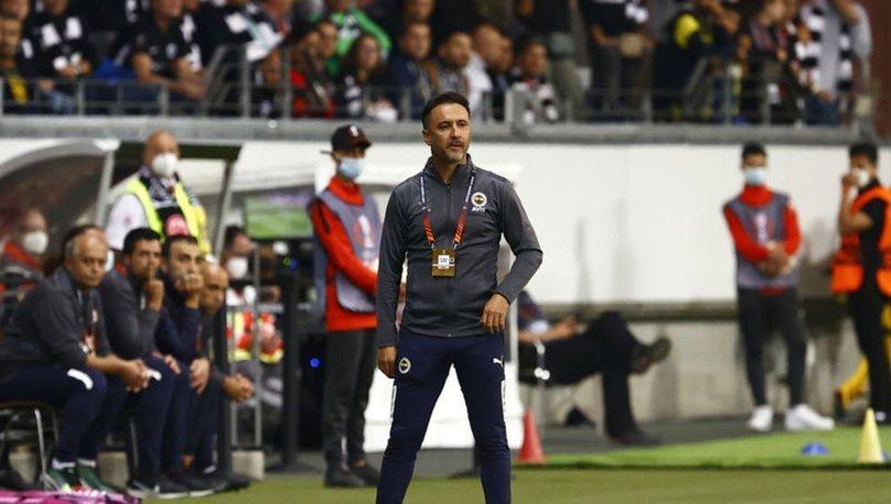 Vitor Pereira: Tribünde olsam takımla gurur duyardım