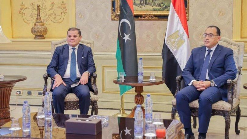 Mısır ve Libya arasında 14 mutabakat muhtırası ve 6 anlaşma imzalandı