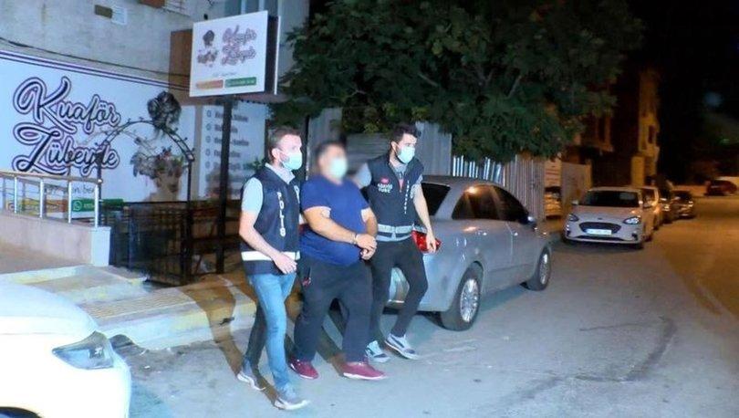 İstanbul'da aranan şahıslara operasyon: Çok sayıda gözaltı var