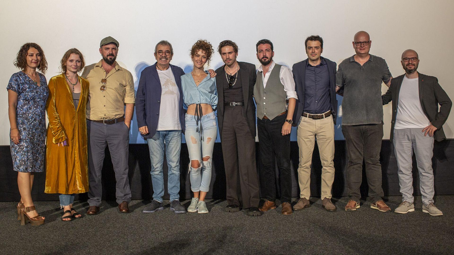 'Akis'in gösterimi Altın Koza Film Festivali'nde gerçekleştirildi
