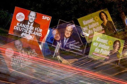 SON DAKİKA: 16 yıllık Angela Merkel dönemi sona eriyor: Almanya'da şansölye yarışı - Haberler