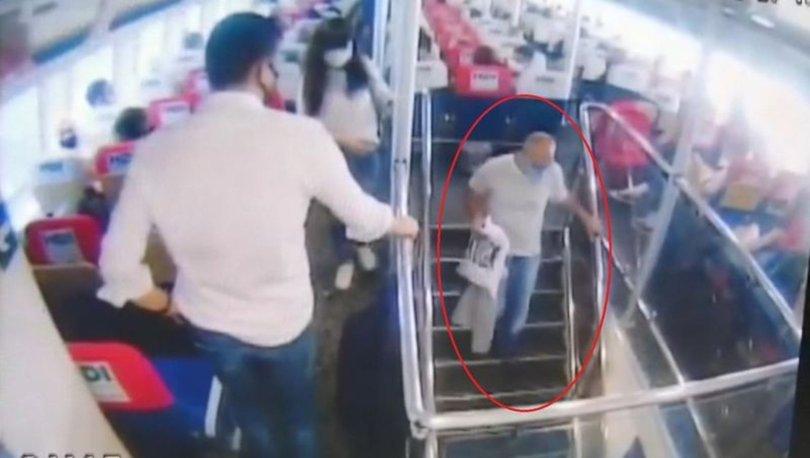 REZİLLİK! Son dakika: Denizde tacize yolcular böyle müdahale etti - VİDEO