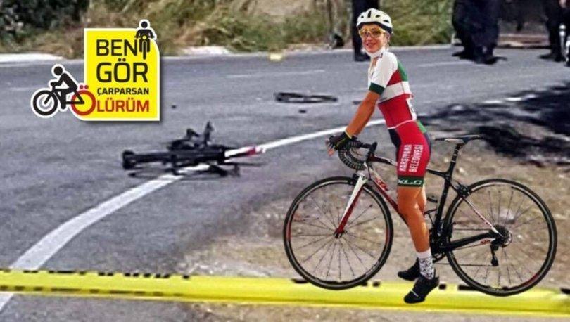 Son dakika: Bisiklet sporcusu Zeynep'in davasında yeni gelişme!