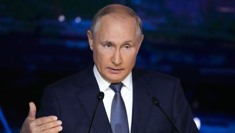 SON DAKİKA: Rusya Devlet Başkanı Putin'den Afganistan açıklaması: Geçiş sürecinde neredeyse hiç kan akmadı!