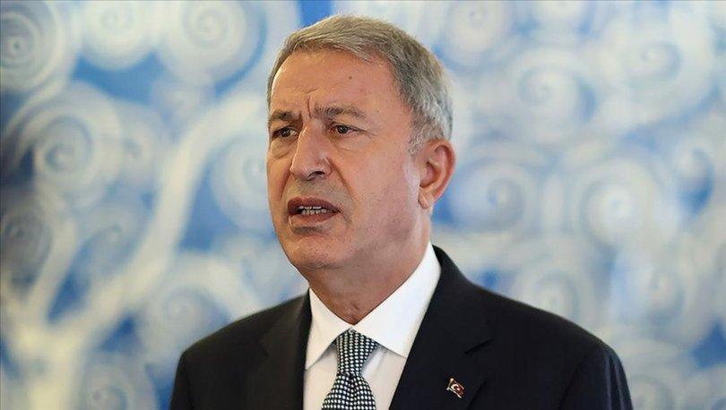 Milli Savunma Bakanı Akar, Kosova Savunma Bakanı Mehaj ile görüştü