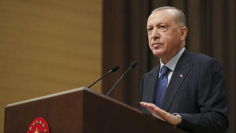 Cumhurbaşkanı Erdoğan: 2023 tarihi önemde bir yıl olacak