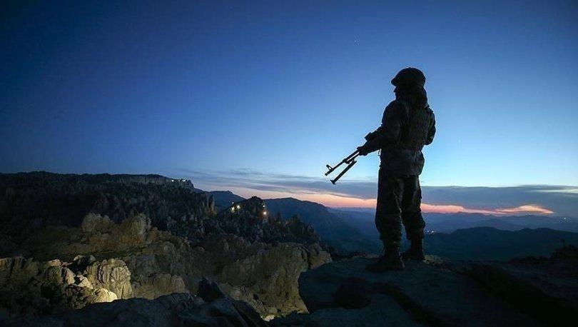 Bir PKK'lı terörist daha ikna yoluyla teslim oldu