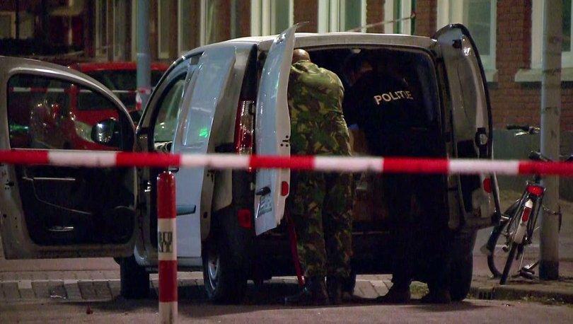 Hollanda'da bıçaklı saldırıda 2 kişi öldü, 1 kişi yaralandı